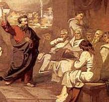 Pablo, Elimas y la médium deFlipos