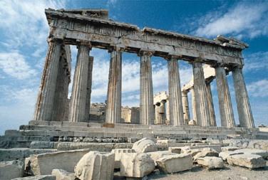 Idolatr�a en Atenas yCorinto