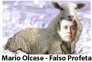 Mario Olcese falso profeta apologista
