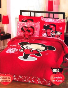 Pucca-Edredn